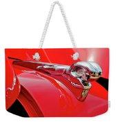 1949 Dodge Truck Hood Ornament Weekender Tote Bag
