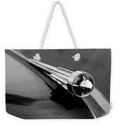 1949 Studebaker Champion Hood Ornament 3 Weekender Tote Bag