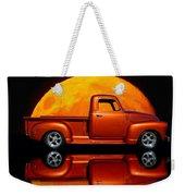 1950 Chevy Pickup Poster Weekender Tote Bag