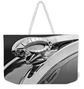 1950 Dodge Ram Hood Ornament Weekender Tote Bag