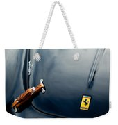 1950 Ferrari Hood Emblem Weekender Tote Bag
