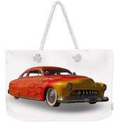 1950 Mercury Coupe Weekender Tote Bag