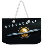 1950 Oldsmobile Rocket 88 Convertible Emblem Weekender Tote Bag