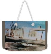 1950's - At The Hopi Village Weekender Tote Bag