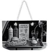 1950's Drive-in Weekender Tote Bag