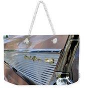 1950s Fins Weekender Tote Bag