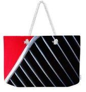 1951 Allard K2 Roadster Hood Ornament Weekender Tote Bag