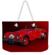 1951 Allard K2 Roadster Weekender Tote Bag