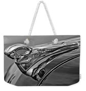 1951 Dodge Pilot House Pickup Hood Ornament 2 Weekender Tote Bag by Jill Reger