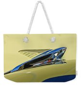 1951 Ford Hood Ornament 2 Weekender Tote Bag