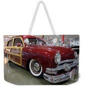 1951 Ford Woody Wagon Weekender Tote Bag