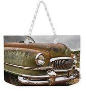 1951 Nash Ambassador Hydramatic Front End Weekender Tote Bag