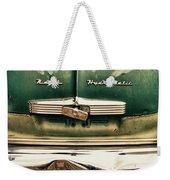 1951 Nash Ambassador Hydramatic Weekender Tote Bag