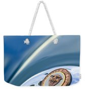 1952 Jaguar Hood Ornament Weekender Tote Bag