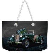 1952 Mg Td Roadster Weekender Tote Bag