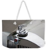 1952 Triumph Renown Limosine Radiator Cap Weekender Tote Bag