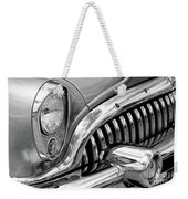 1953 Buick Chrome Bw Weekender Tote Bag