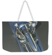 1953 Buick Hood Ornament Weekender Tote Bag