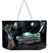1953 Buick Roadmaster Weekender Tote Bag