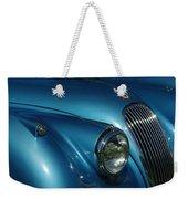 1953 Jaguar 120m  Weekender Tote Bag
