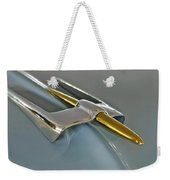 1953 Lincoln Hood Ornament Weekender Tote Bag
