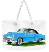 Oldsmobile 98 Convert Weekender Tote Bag