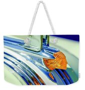 1953 Pontiac Hood Ornament 5 Weekender Tote Bag