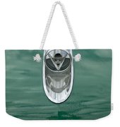 1954 Buick Hood Ornament 2 Weekender Tote Bag