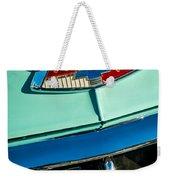 1954 Chevrolet Belair Emblem Weekender Tote Bag
