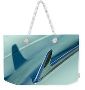 1954 Chevrolet Hood Ornament 2 Weekender Tote Bag