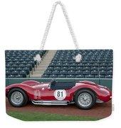 1954 Maserati A6 Gcs  Weekender Tote Bag by Jill Reger