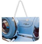 1954 Mercury Monterey Merc O Matic Spare Tire Weekender Tote Bag