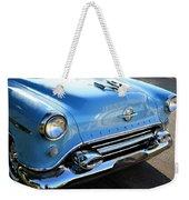 1954 Olds - Oldsmobile 88 Front View Weekender Tote Bag