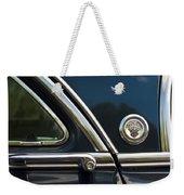 1954 Patrician Packard Emblem 3 Weekender Tote Bag