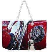 1955 Chevrolet 210 Key Ring Weekender Tote Bag