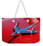 1955 Chevrolet Bel Air  Weekender Tote Bag