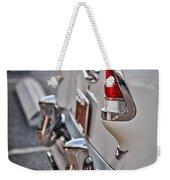 1955 Chevrolet Belair Tail Lights Weekender Tote Bag