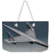 1955 Chevrolet Hood Ornament Weekender Tote Bag