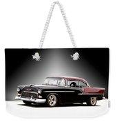 1955 Chvrolet Bel Air 'nor Cal Style' II Weekender Tote Bag