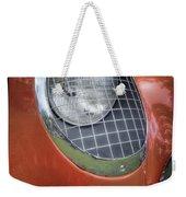 1955 Corvette Headlight Detail Weekender Tote Bag