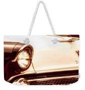 1955 Ford Fairlane Weekender Tote Bag