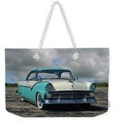1955 Ford Fairlane Victoria Weekender Tote Bag