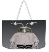 1955 Mercedes Benz Gull Wing 300 S L  Weekender Tote Bag