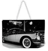 1955 Studebaker President Speedster Weekender Tote Bag