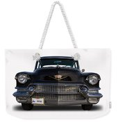 1956 Cadillac Sixty Special Weekender Tote Bag