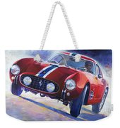 1956 Ferrari 250 Gt Berlinetta Tour De France Weekender Tote Bag