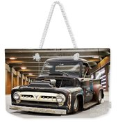 1956 Ford F100 'workingmans' Pickup I Weekender Tote Bag