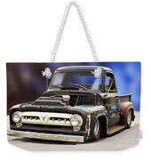 1956 Ford F100 'workingmans' Pickup II Weekender Tote Bag