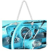 1957 Chevrolet Weekender Tote Bag