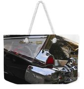 1957 Chevy Bel-air Weekender Tote Bag